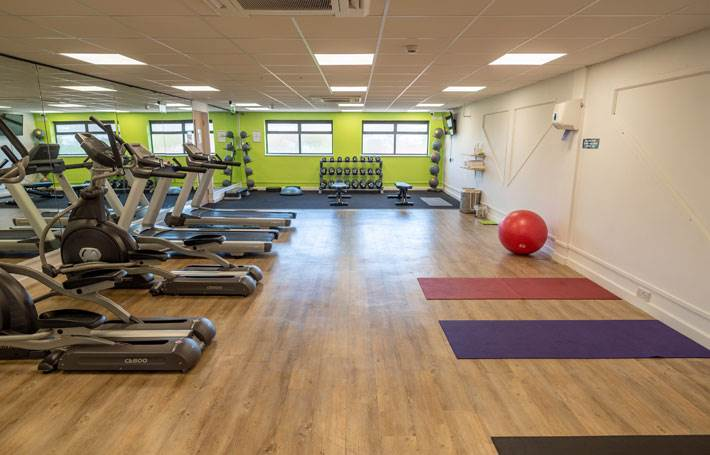 Holiday Inn Leicester Wigston Gym